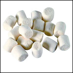 Coloured Mini Mallows 1 x 1kg